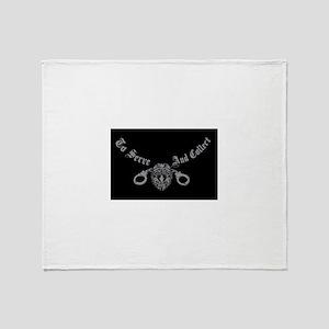 bond-teeF[1] - Copy Throw Blanket